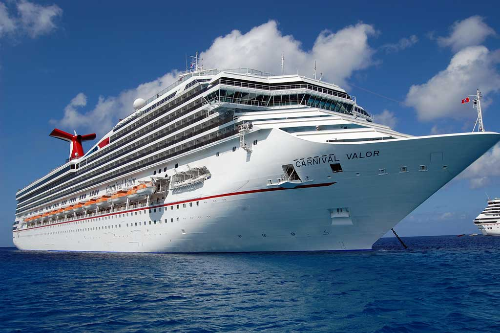 How Old Is The Carnival Valor Cruise Ship | Fitbudha.com