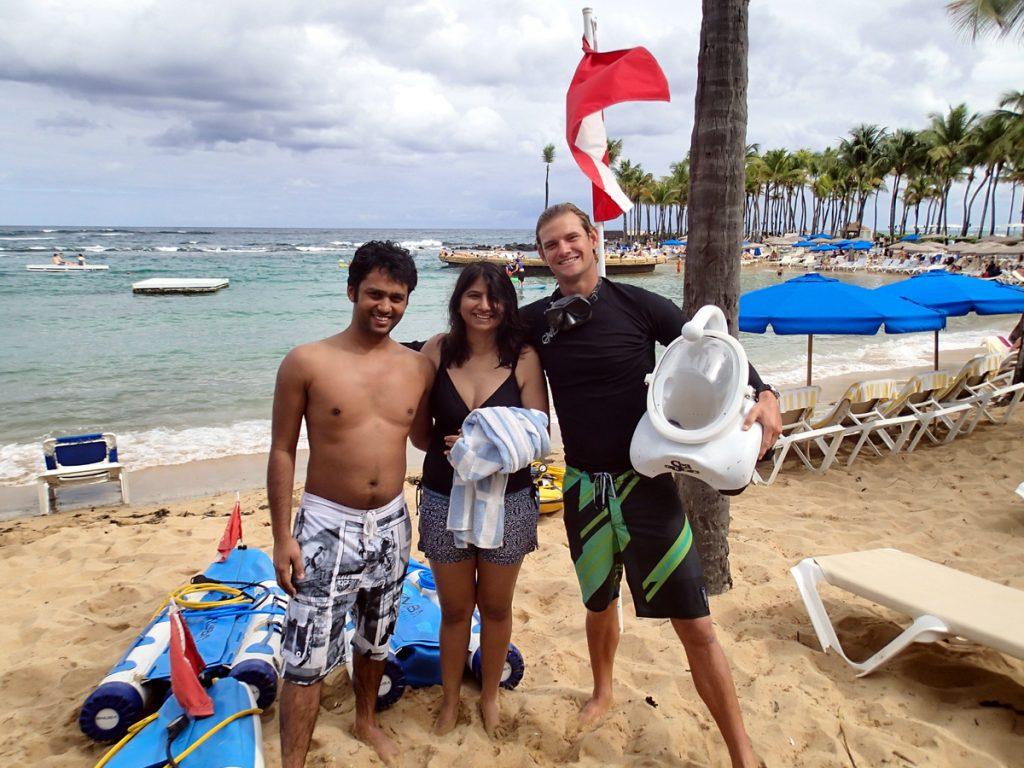 San Juan Helmet Diving puerto rico