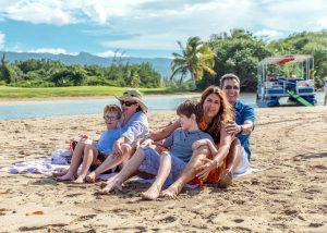 Puerto Rico River boat beach excursion
