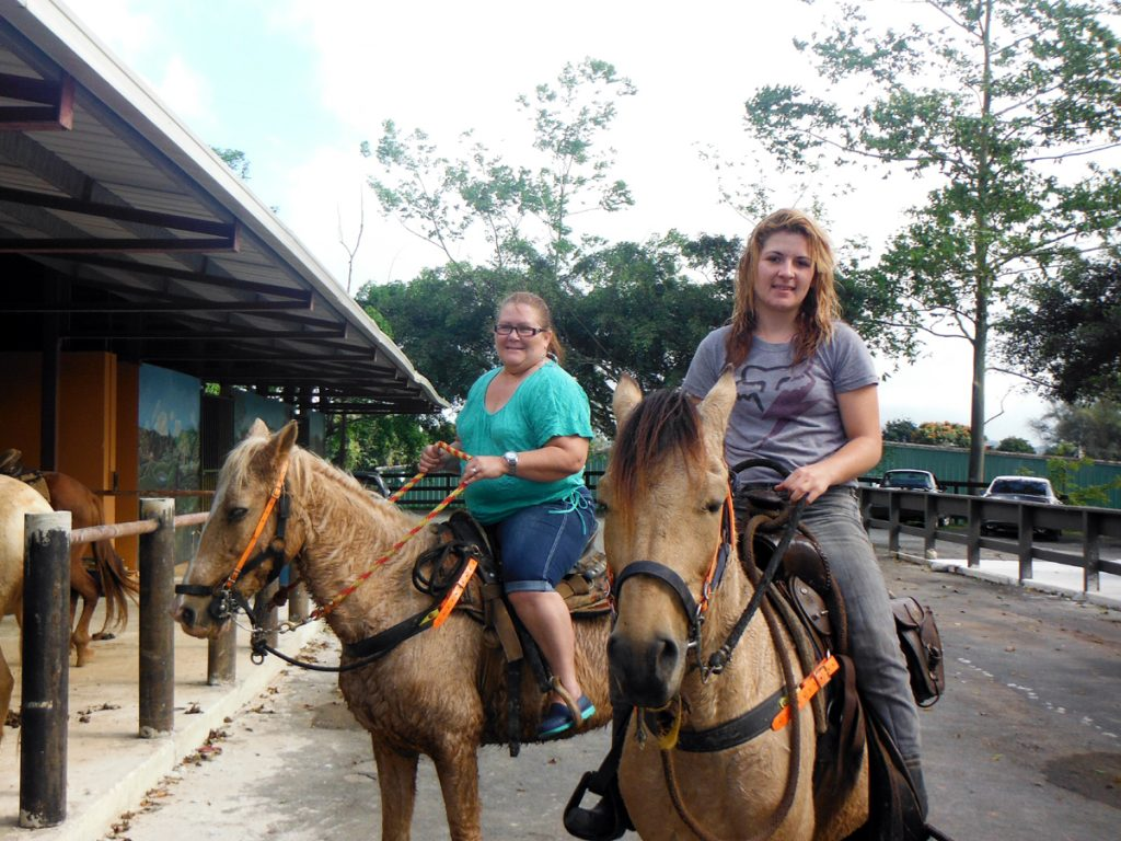 Puerto rico horseback Riding excursion