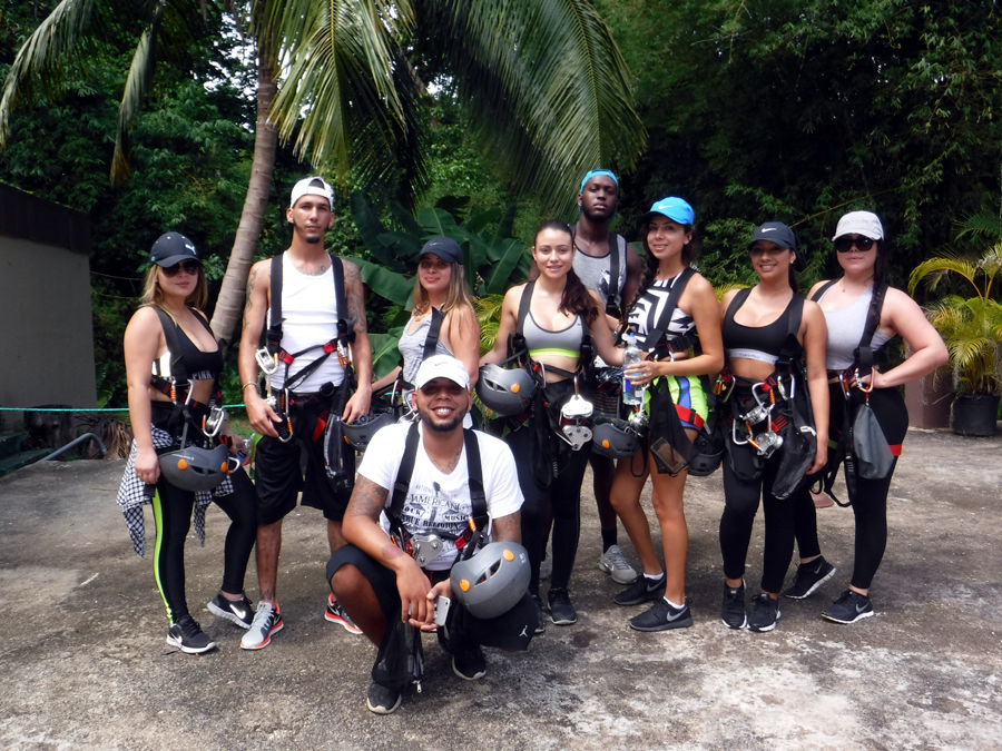 Puerto Rico Canopy Zip Line excursion