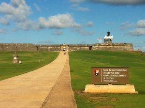 Old San Juan Fortress and San Juan city excursion