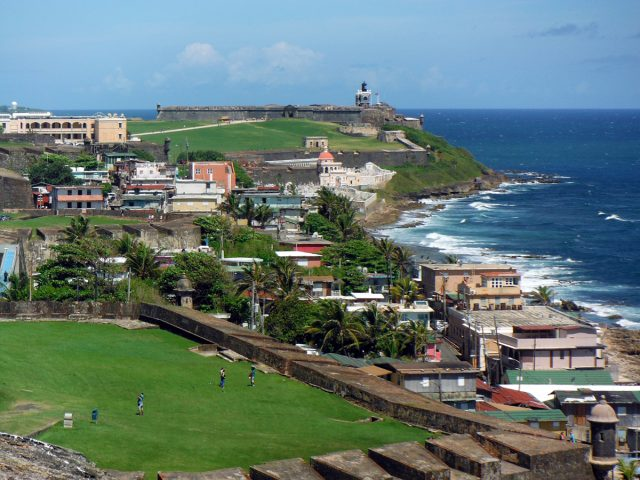 Old San Juan Fortress and San Juan city excursion