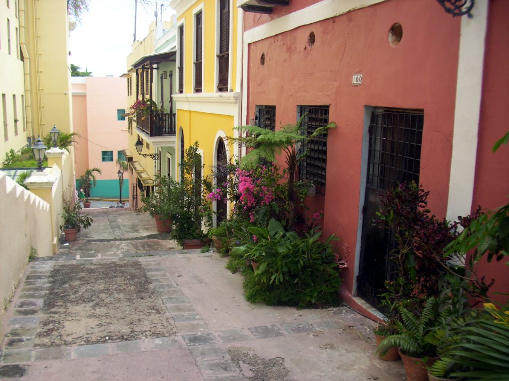 Old San Juan city tours