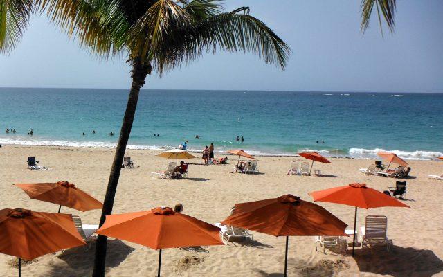 Puerto rico beach break cover