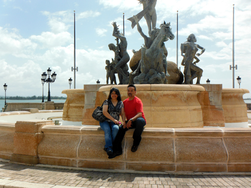 San Juan city tour and beach tour