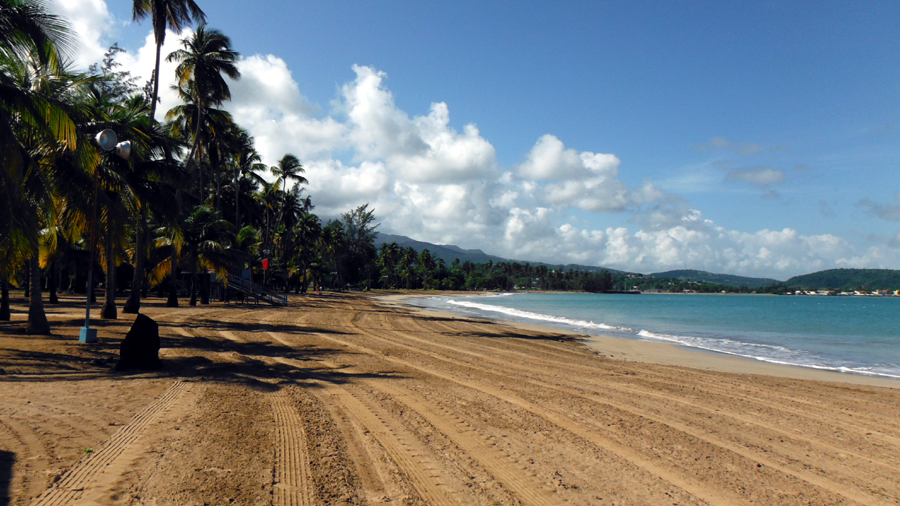 San Juan Secluded Beach