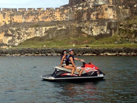 san juan waverunner excursion