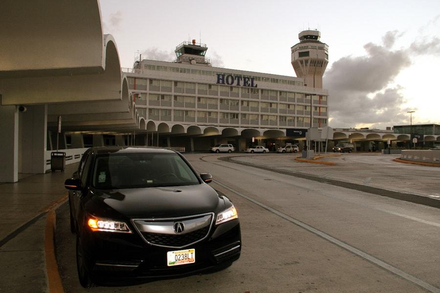 airport transfers san juan