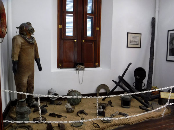 Arecibo Light house Museum-