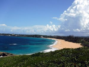 UERTO RICO BLACK SAND BEACH